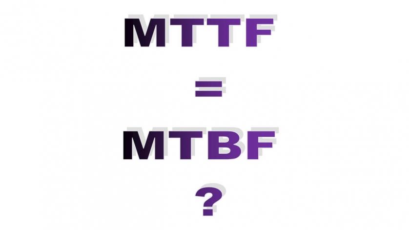 MTTF und MTBF