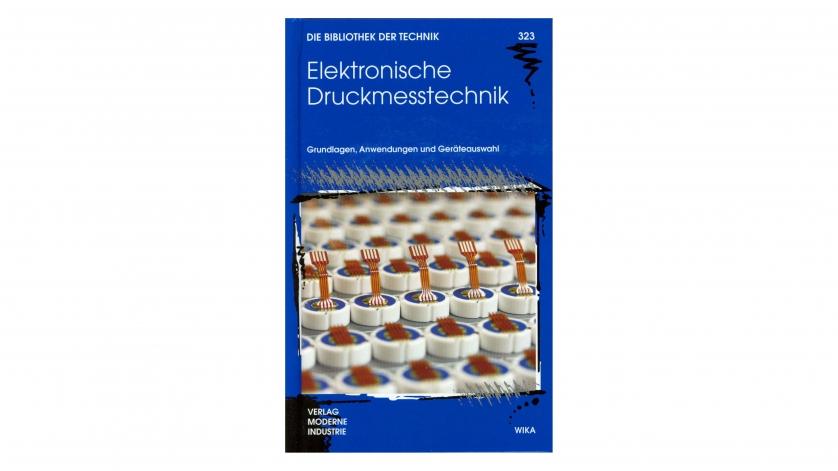 Fachbuch ElektronischeDruckmesstechnik