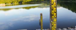 Hydrostatische Füllstandsmessung