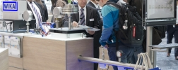 Hannovermesse 2013 Stand WIKA