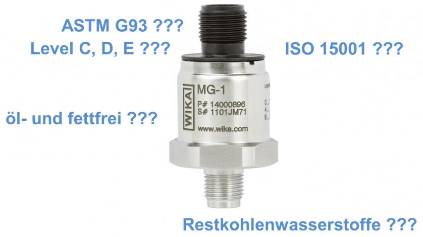 Bild-Sauerstoffanwendung-Drucksensor