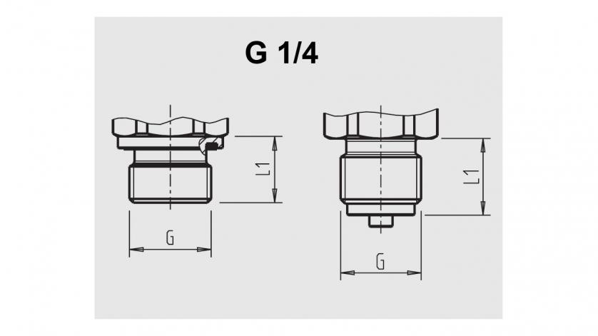 unterschiede g 1 4 gewinde wika blog. Black Bedroom Furniture Sets. Home Design Ideas