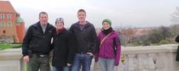 Simon und Katrin bei WIKA Polska