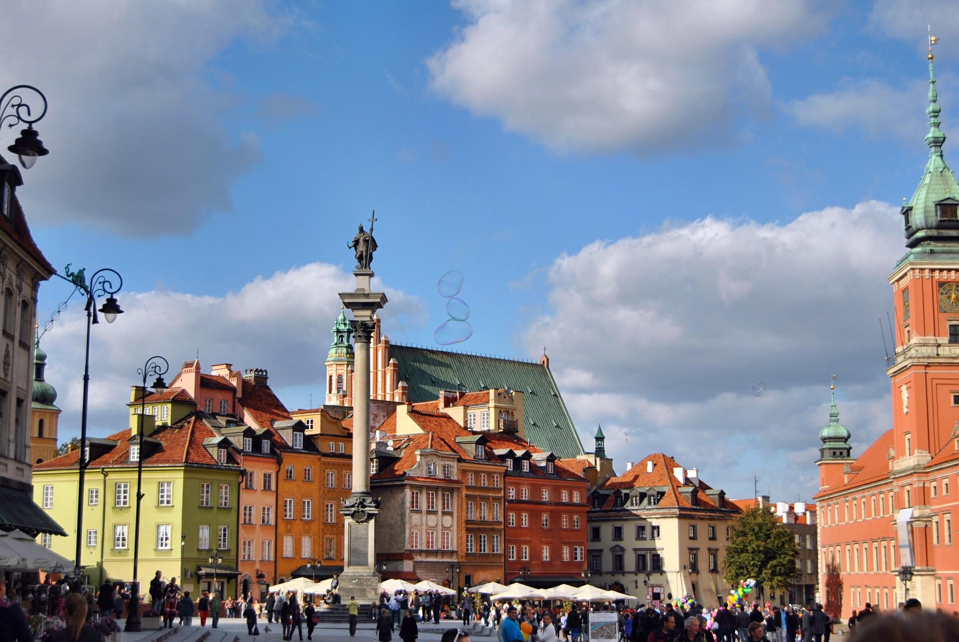 Altstadt-Warschau