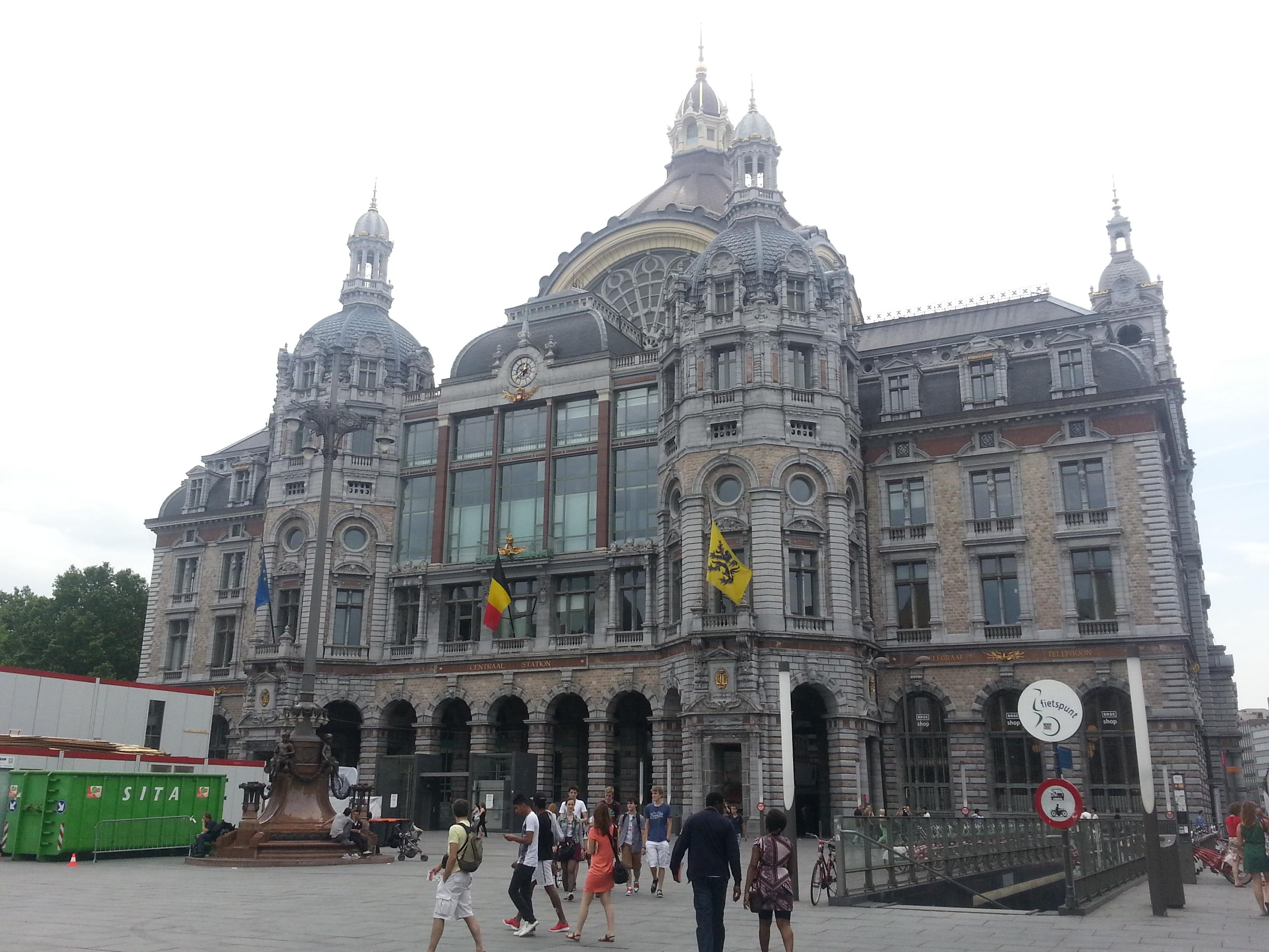 Antwerpen_Bahnhof7