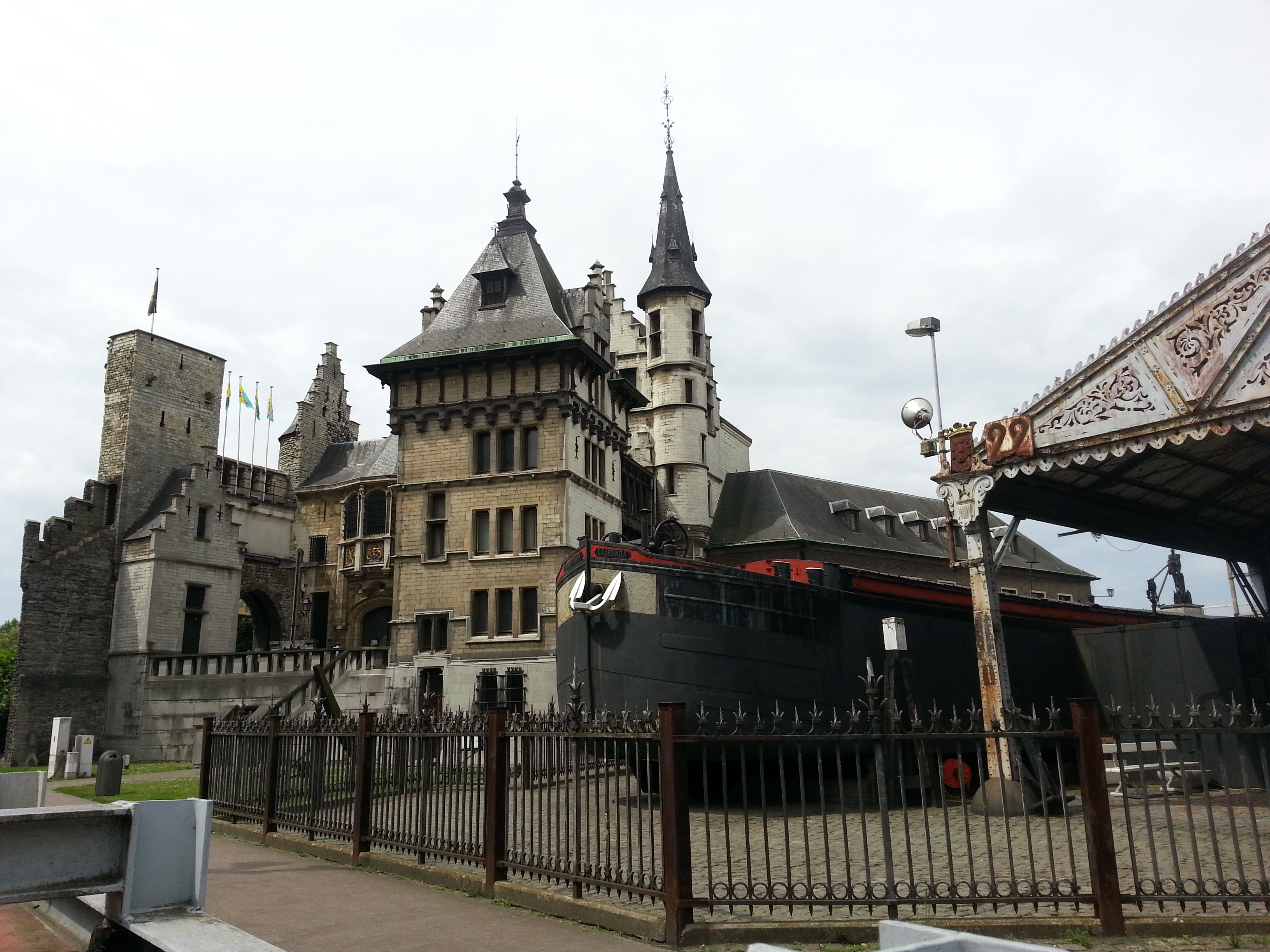 Antwerpen_Gebaeude