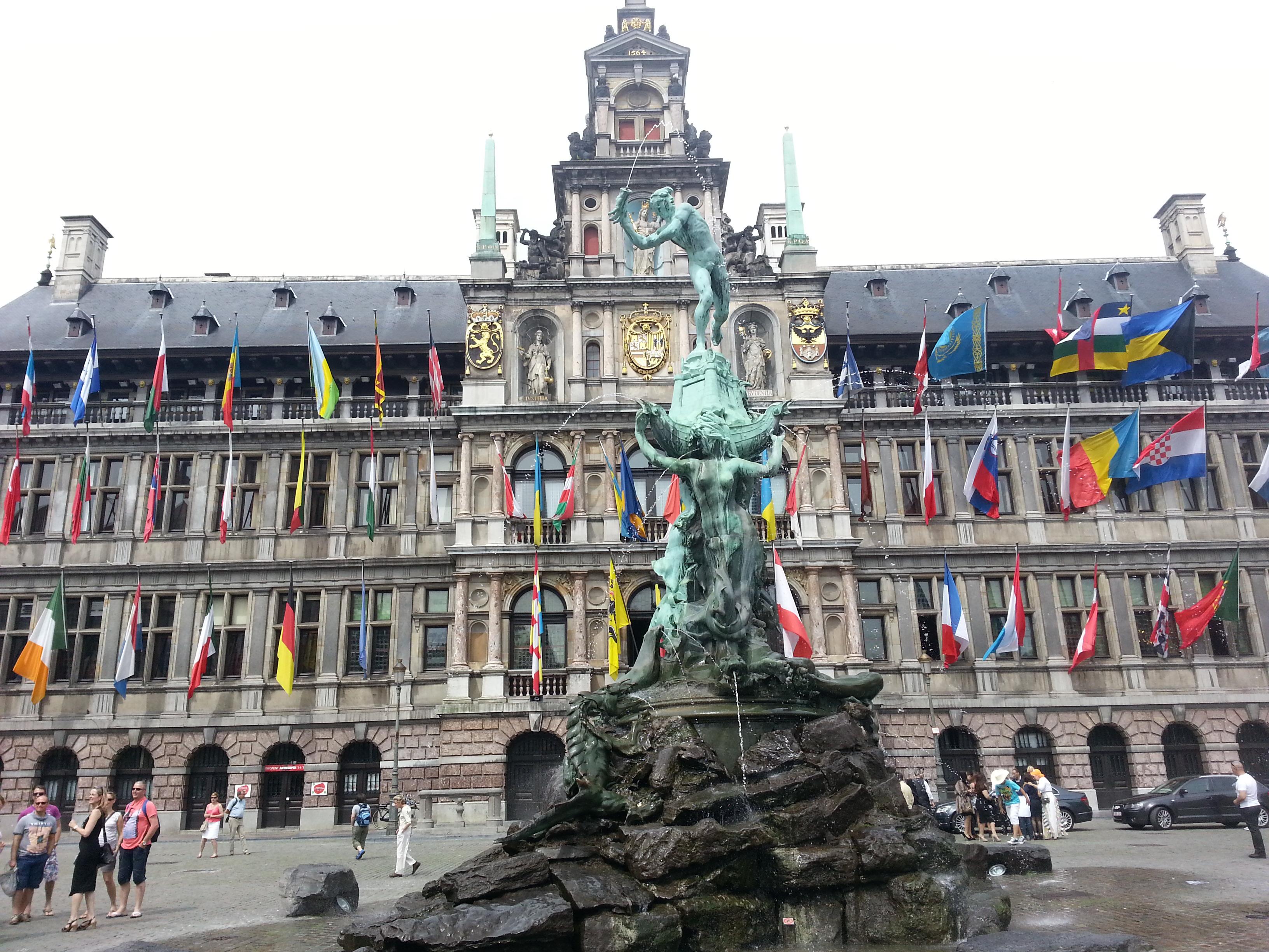 Antwerpen_Rathaus3