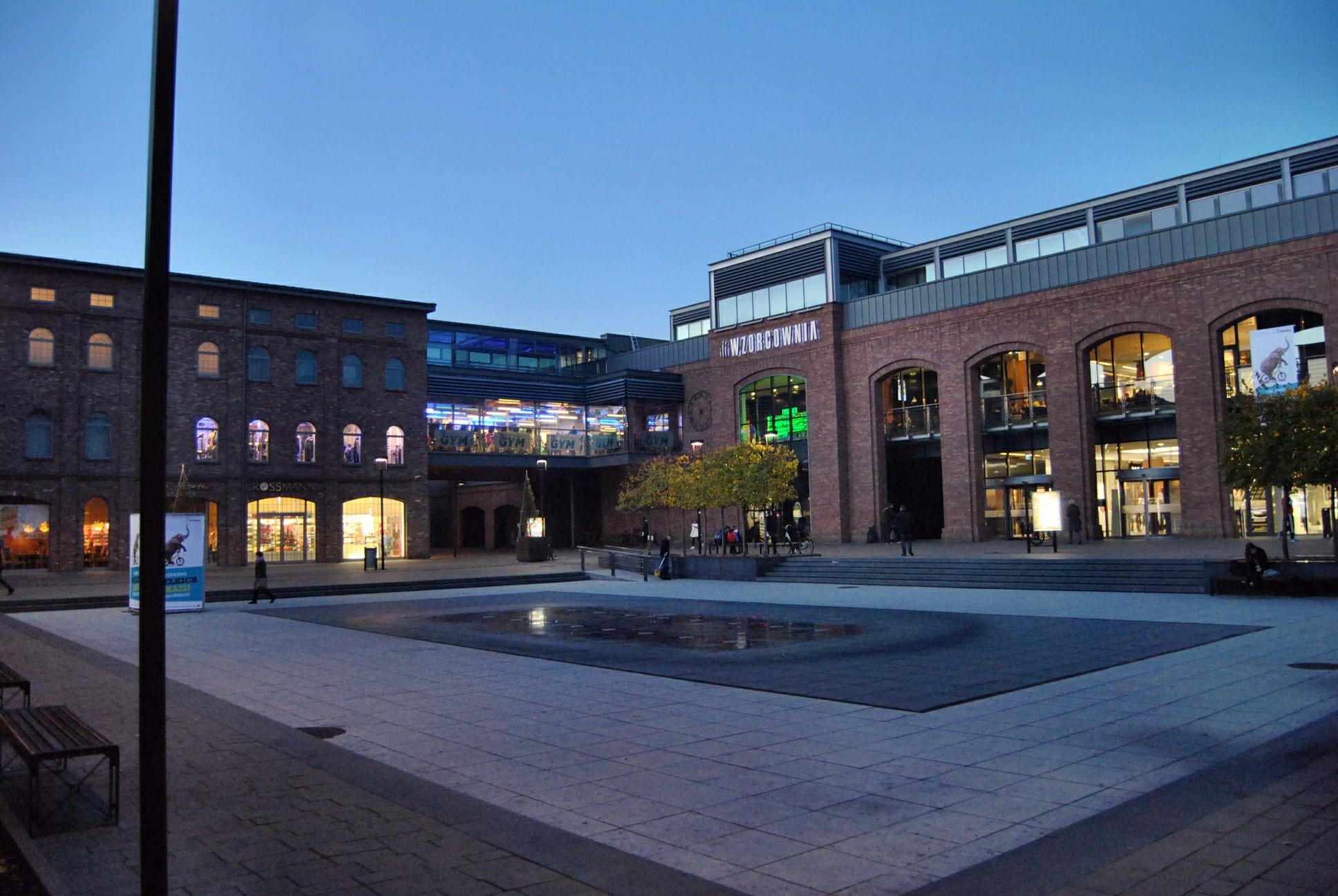 Einkaufszentrum-Wloclawek