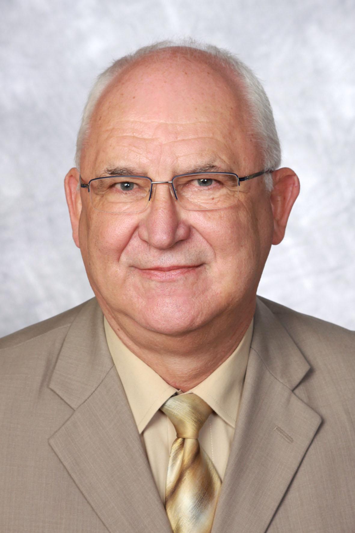 Portrait von Gerhard Renz