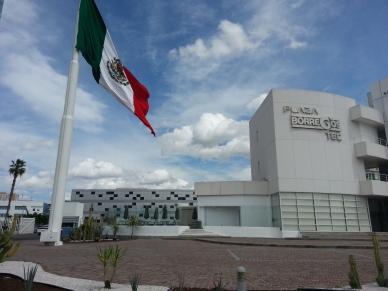 Plaza Borregos Tec