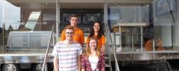 Interview mit zwei Schülern des Dalberg Gymnasiums