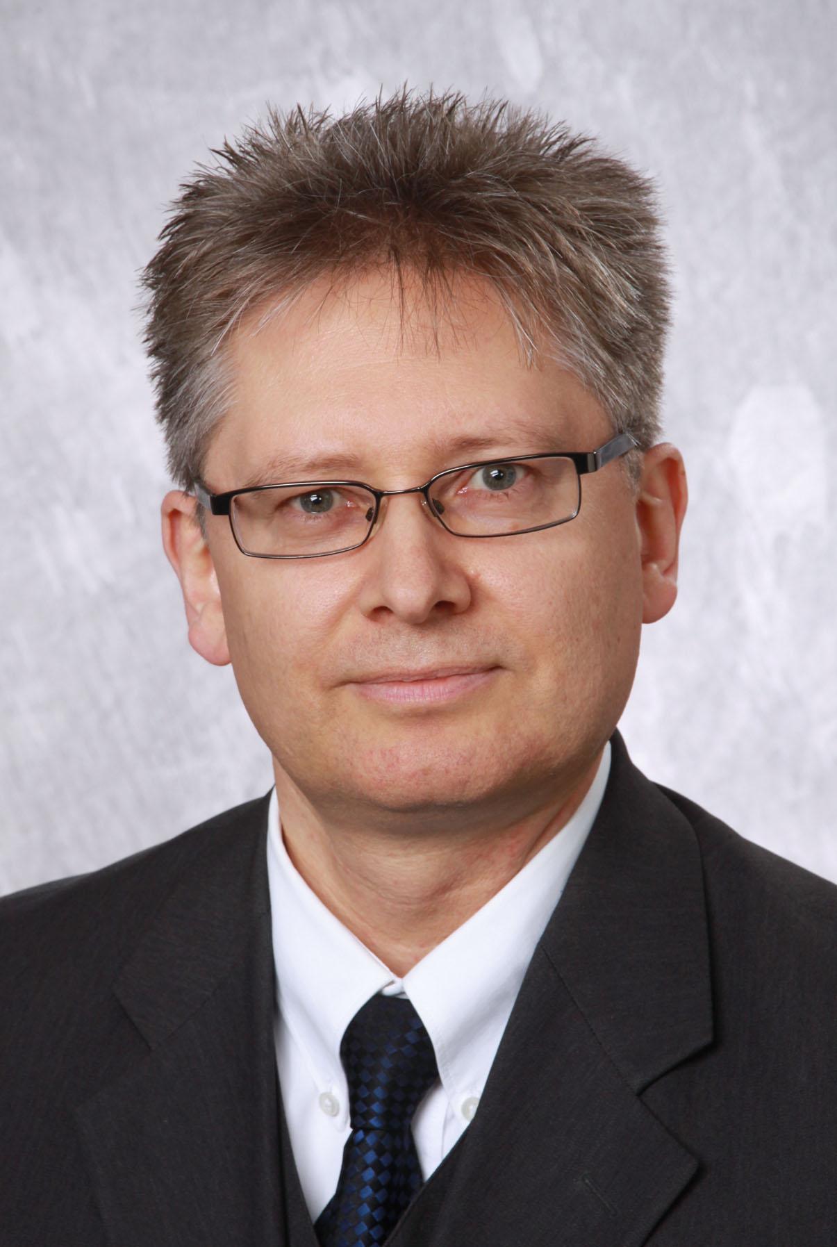Portrait von Joachim Brückner