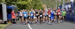 Start Staffelmarathon