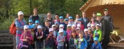 Gruppenfoto Klingenberger WIKA Sommer Camp