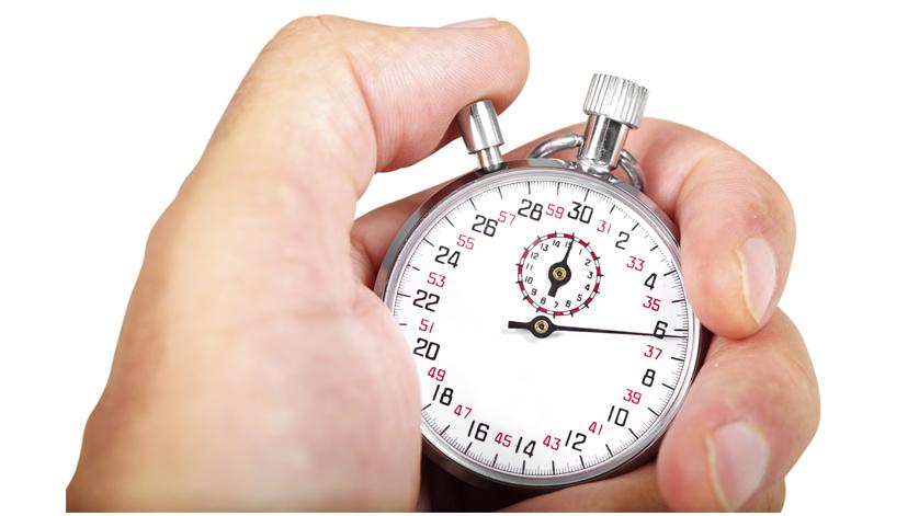 Reaktionszeit von Thermometern