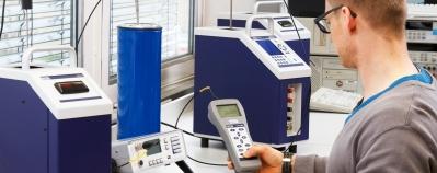 Funktionsweise Temperatur-Blockkalibrator