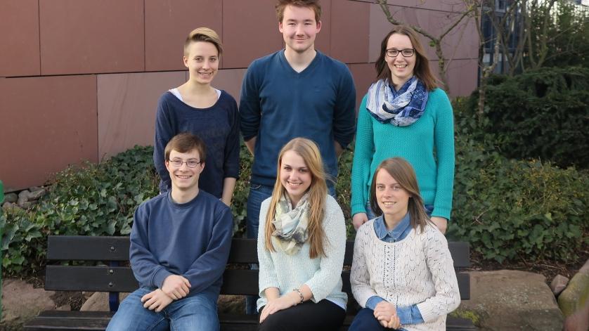 Duales Studium - Studentenprojekt 2015
