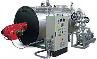Wärmeträgerölanlage