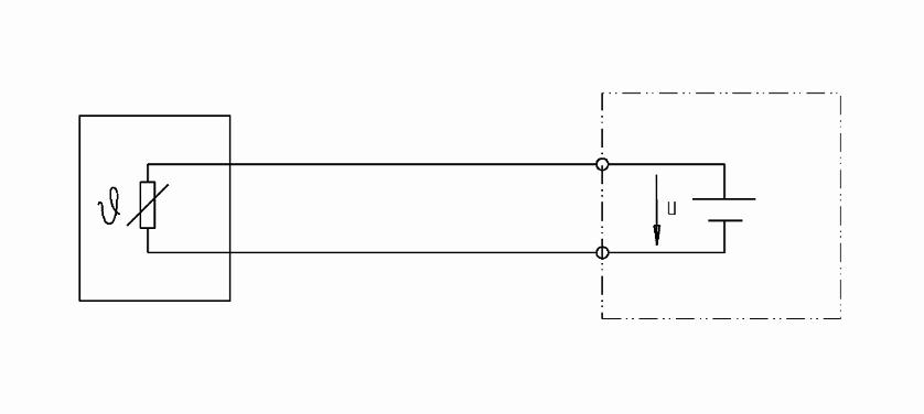 Pt100 in 2-, 3- oder 4-Leiter-Schaltung