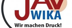 Logo mit Slogan der JAV bei WIKA