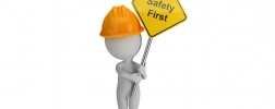 """Männchen """"safety first"""""""