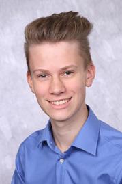 Portrait von Lukas