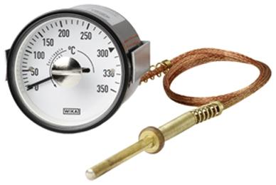 Tensionsthermometer mit Schaltkontakt SB15