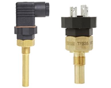 Bimetall-Temperaturschalter TFS35