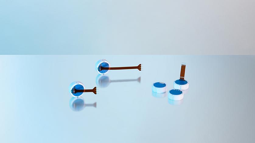 Beispiele für Keramik-Drucksensoren