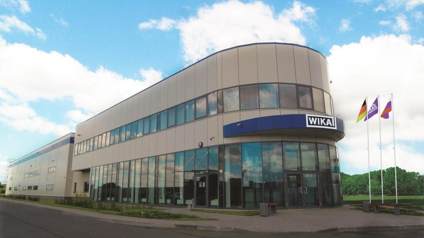 Gebäude WIKA-Moskau