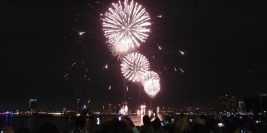 Independence Day - Feuerwerk