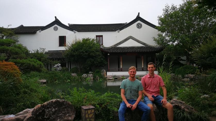 Auslandsaufenthalt WIKA China