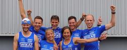 Das WIKA Running Team