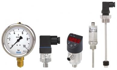 Messtechnik für Hydraulikaggregate