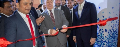 Eröffnung WIKA in Saudi-Arabien