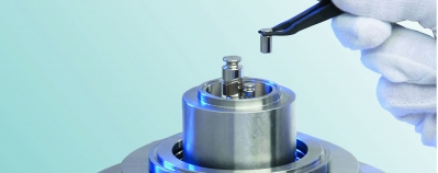 Crossfloat-Methode - Kolbenmanometer-Kalibrierung