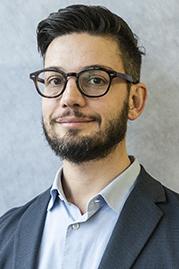 Portrait von Daniele Maniero