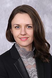 Portrait von Xenia Eichwald
