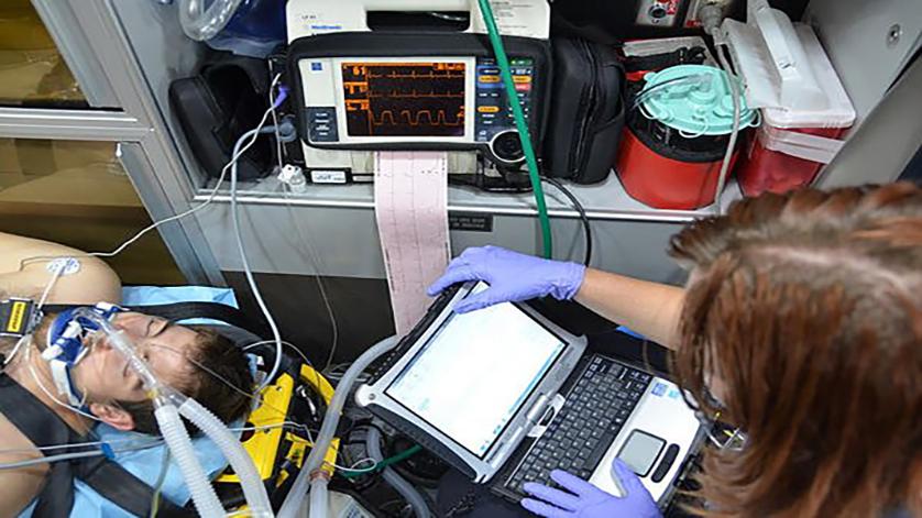 Einsatz und Kalibrierung von Drucksensoren bei Beatmungsgeräten