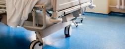 Krankenhausbetten mit Wägezellensysteme