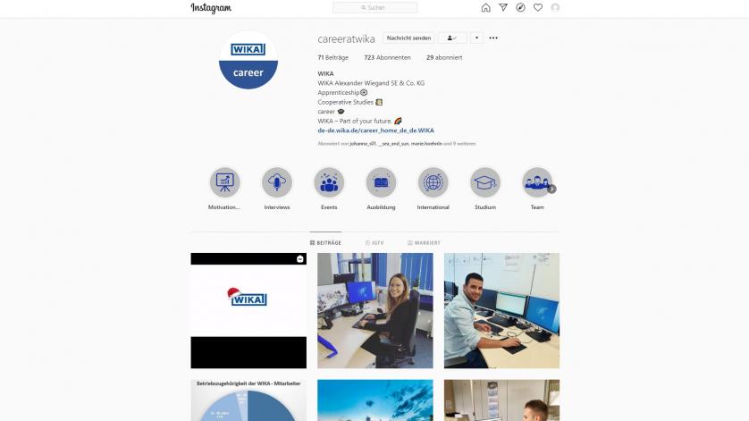 Instagram-Team