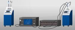 Referenzfühler, Blockkalibratoren, Bäder: Temperaturkalibrierung