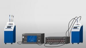 Temperaturkalibrierung mit Referenzfühlern, Blockkalibratoren und Bädern