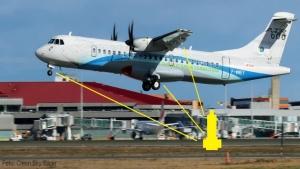 Kraftsensor: Damit der Flugverkehr sauberer wird
