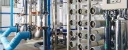 Filterüberwachung mit Differenzdruckmanometern
