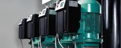 Druckschalter in Druckerhöhungspumpen