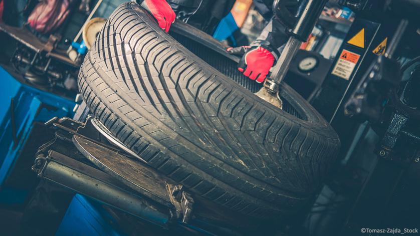 SIL-Druckschalter: Sicherheit in der Reifenherstellung