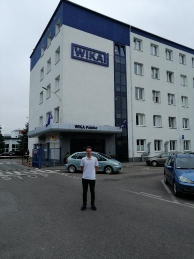 Werk WIKA Polen Wloclawek